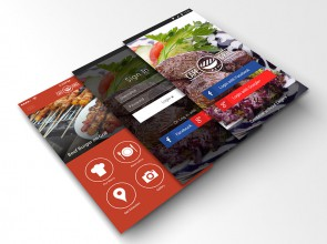 Cafe & Grill App