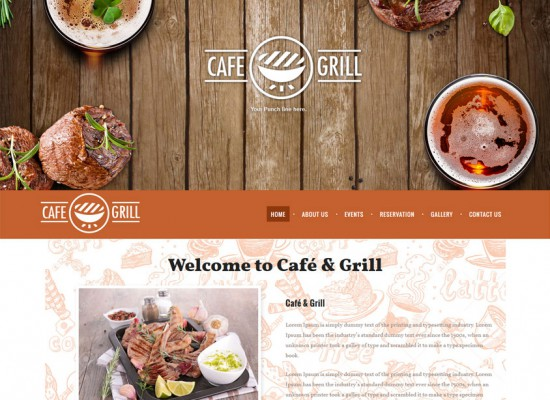Cafe & Grill